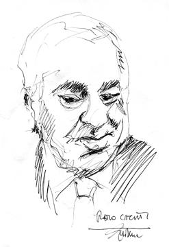 Remo Cacitti (dissen di Gianni Di Lena)
