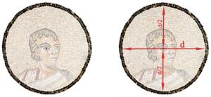 Studi sui mosaics di Aquilee