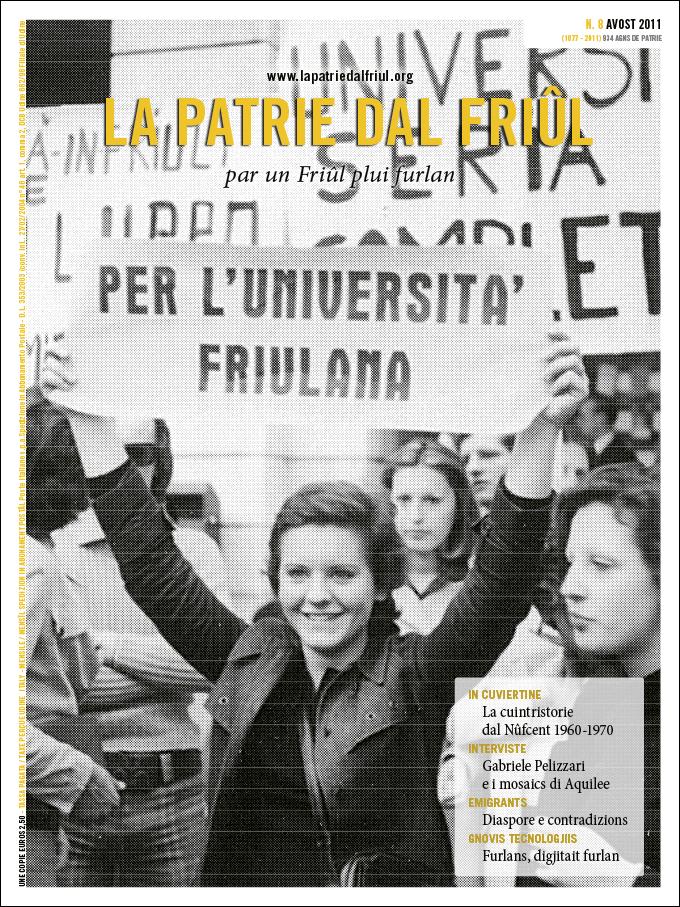"""Aldo Rossi: recensione su """"La Patrie dal Friûl"""" del CD """"La vite e la muart"""" a cura di Natascia Gargano"""
