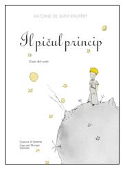 La cuviertute de «Il Piçul Princip» par furlan